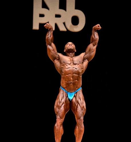 NY Pro; Victory Pose