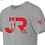 Thumbnail: JR Grey & Red Cropped Tee