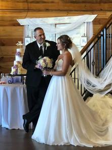 Cacciatori-Clemons Wedding