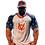 Thumbnail: Patriotic Victory Baseball 3/4 Sleeve