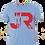 Thumbnail: JR Blue & Red Tee