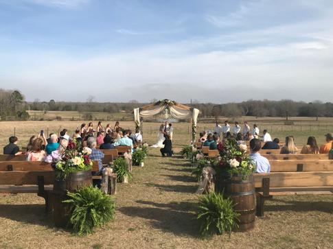 Gill-Smith Wedding