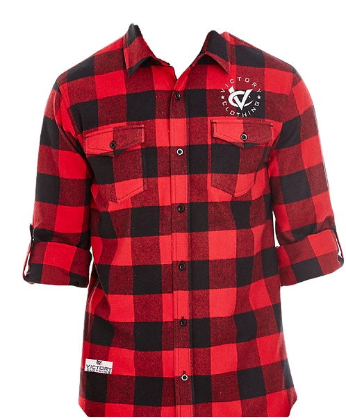 Victory Long-Sleeve Flannel