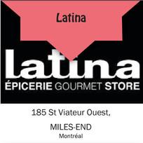 Latina Milles-End