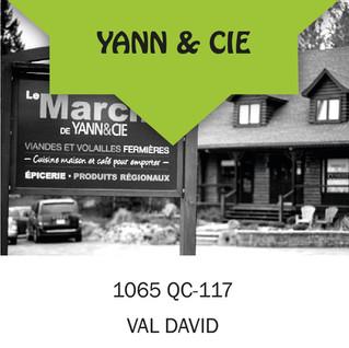 Yann et Cie
