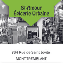 St-Amour Épicerie Urbaine