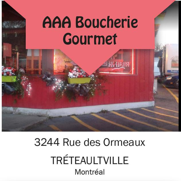 AAA Boucherie Gourmet