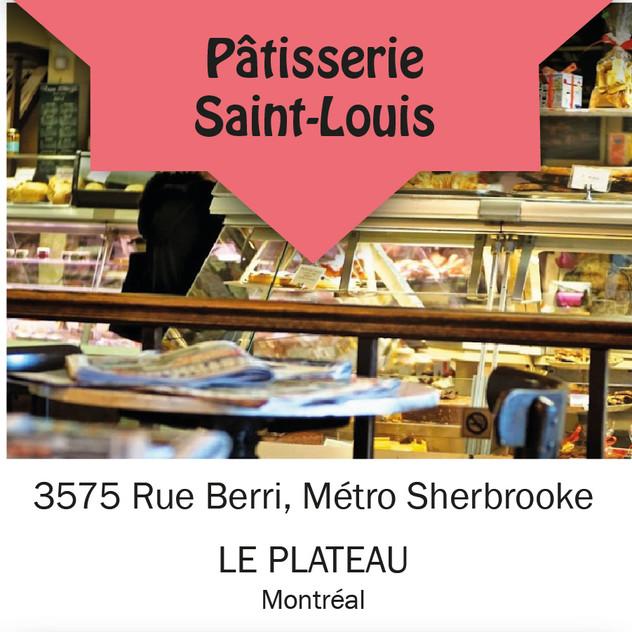 Pâtisserie Saint-Louis