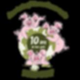 Logo Aux 3 Petits Cochons Verts