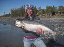 Alaska King Fishing