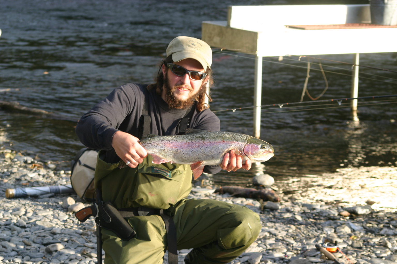 Russian RIver Rainbow Trout