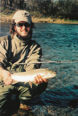 Cooper Landing Fly Fishing