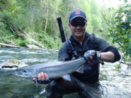 Cooper Landing guided fishing