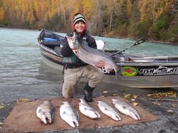 Cooper Landing Silver Salmon