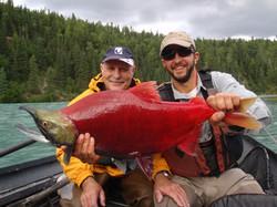 Kenai River Red Salmon