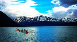 kenai lake kayaking