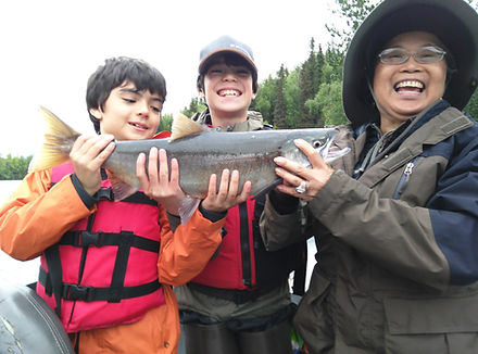 Kenai River Fishing Guide