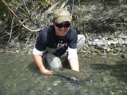 Sockeye Salmon Fishing