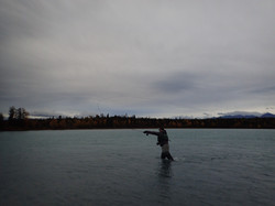 Kenai River Fly Fishing