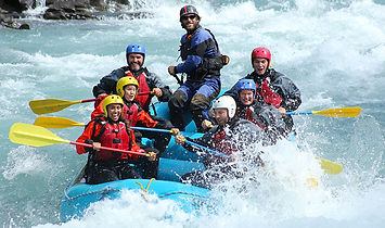 Alaska White Water Rafting