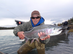 Alaska Steelhead Fishing