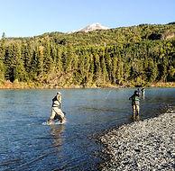 Kenai RIver Fly Fishing Guides