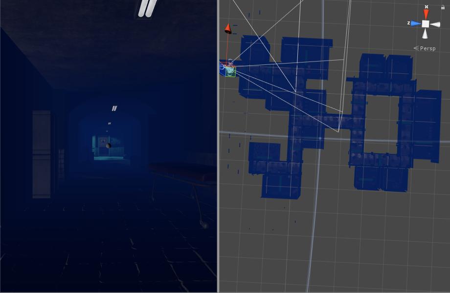 VR Horror Experiment