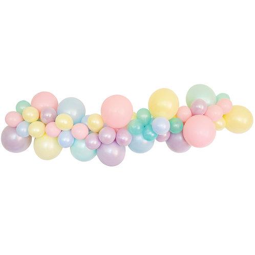 Balloon Garland Kit - DIY Pastel