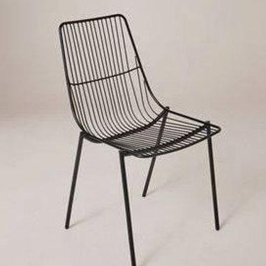 Josie wire chair