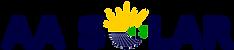 AA Solar logo