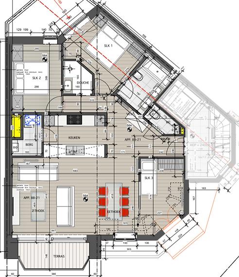 Appartement 88-21 te koop Knokke