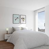 Visualisatie Appartement 6 Slaapkamer