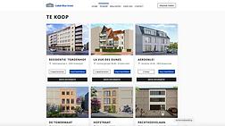 Website voor projectontwikkeling