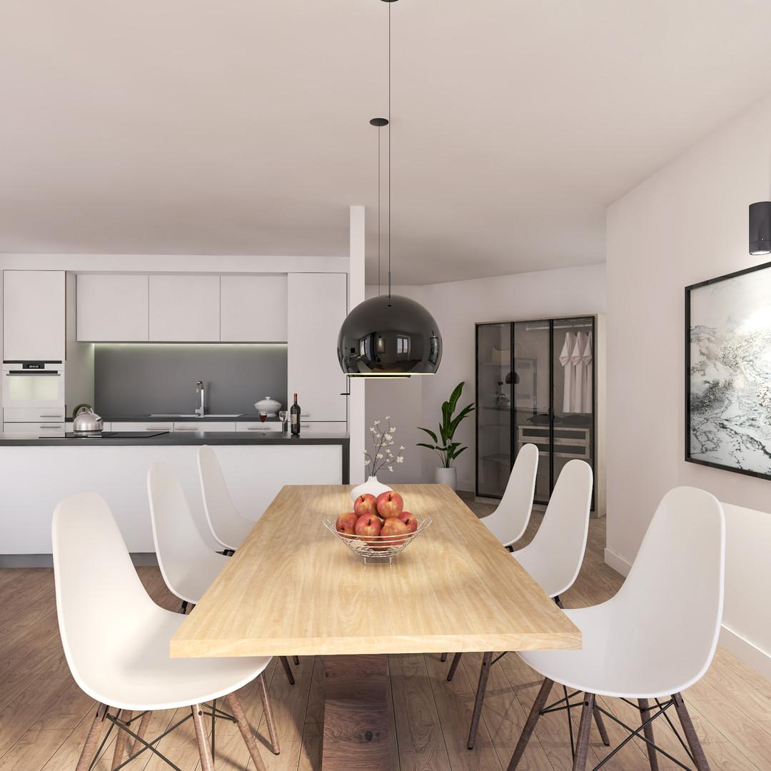 verdieping 1 keuken