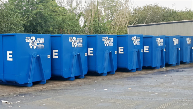 Container Plaatsen