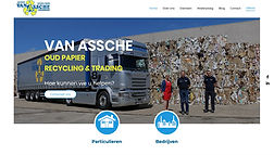 Website voor oud papier