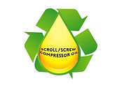 scroll compressor olie