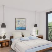 verdieping 1 slaapkamer