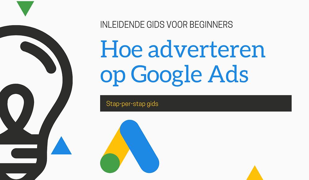 Google Ads Gids voor beginners
