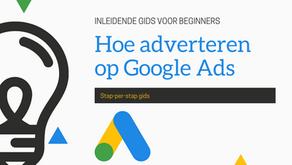 Hoe adverteren op Google Ads: stap-per-stap gids voor beginners