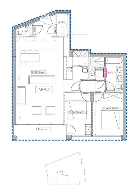 Appartement Te Koop Nationalestraat 4 1-007