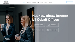 website voor business center