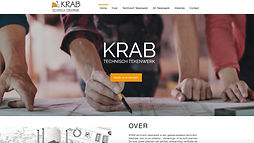 KRAB tekenwerk website