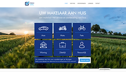 Verzekeringsmakelaar website