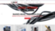 Website voor compressoren en generatoren