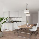 Visualisatie Appartement 6 Keuken