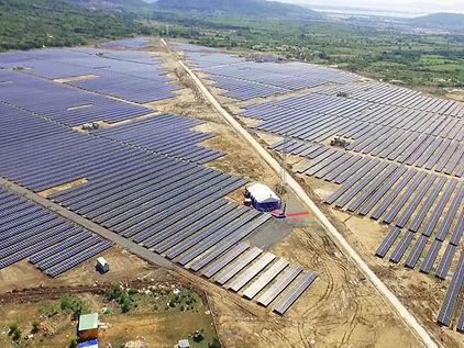zonnepanelen project vietnam