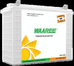 zonne-energie buisbatterij