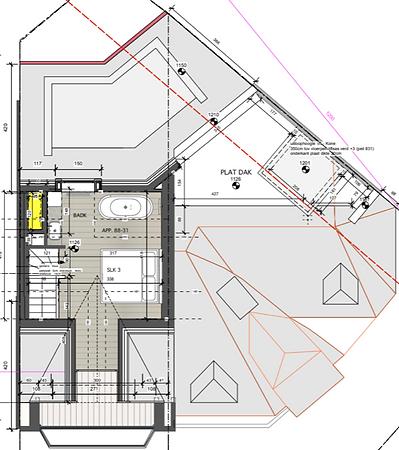 Appartement Duplex 88-31 te koop Knokke
