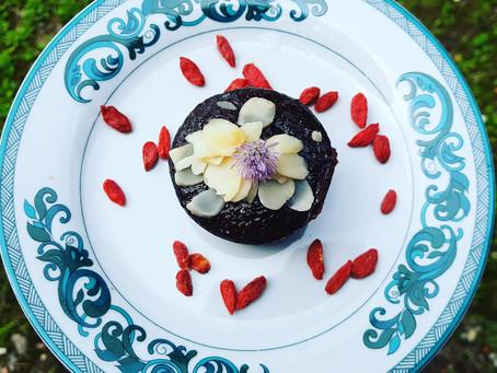 Muffins kéto choco - noisette